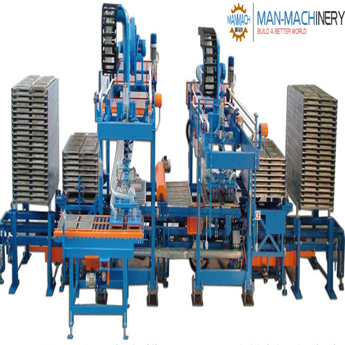 MMSK-2 Fully automatic stacker